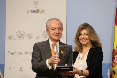 el grupo zeltia logra el premio universidad empresa