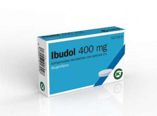 ibudol 400mg comprimidos el primer ibuprofeno de kern pharma que no requiere receta mdica