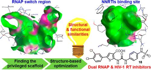 inhibidores duales para luchar simultaacuteneamente contra infecciones viacutericas y bacterianas