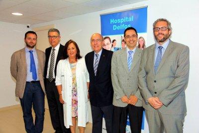 el instituto de oncologa delfos inaugura sus nuevas instalaciones