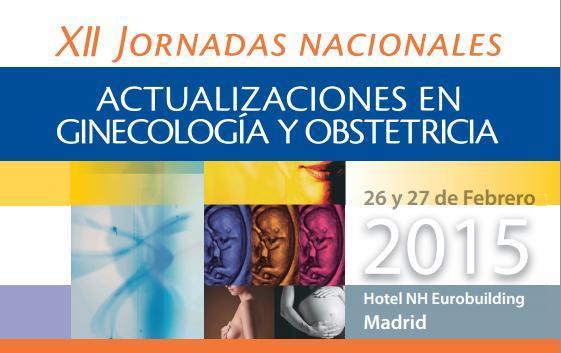 xii jornadas nacionales de actualizaciones en ginecologia y obstetricia