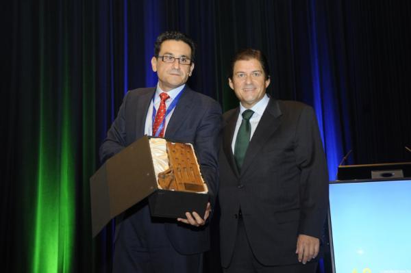 kern pharma galardonada con el premio industria de la sefh