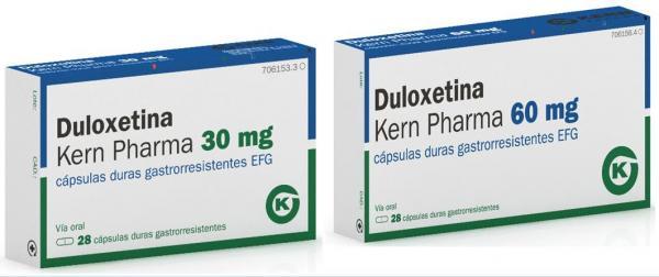kern pharma lanza dos nuevas presentaciones de un antidepresivo referente en espantildeanbsp