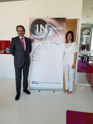 laboratorios thea celebra en barcelona el ii eye nutrition meeting
