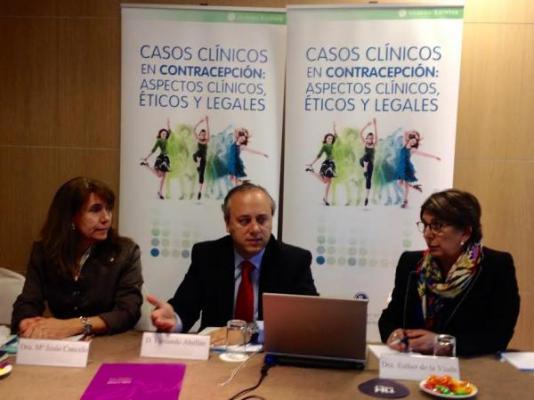 el libro casos clnicos en contracepcin aspectos clnicos ticos y legales ya es una realidad