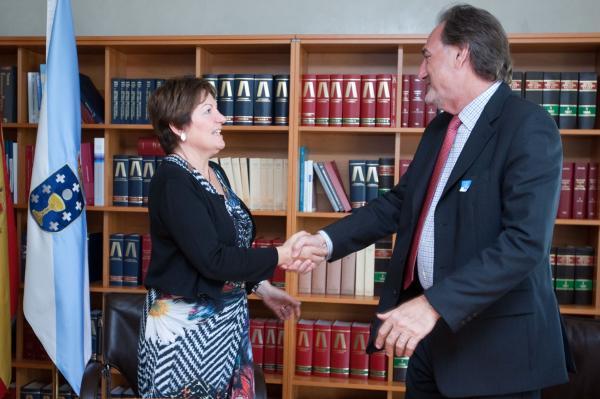 lilly firma un acuerdo con el sergas para mejorar la atencion sanitaria