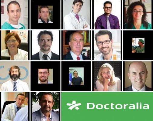 la lista de los profesionales sanitarios maacutes valorados de espantildea