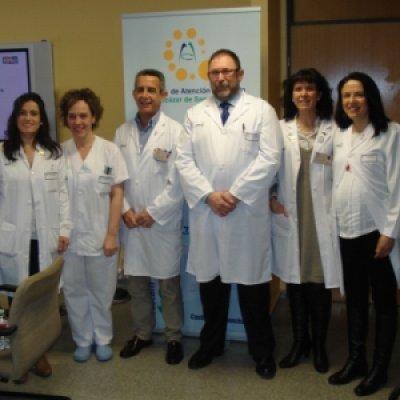 el mancha centro entre los diez hospitales del pas que optan a centro de excelencia en cuidados