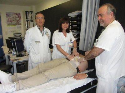 en marcha una consulta de enfermera para pacientes portadores de ostoma en el hospital de elche