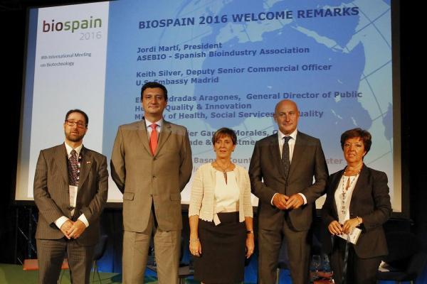 en marcha el viii encuentro internacional de biotecnologiacutea