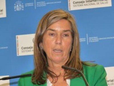ana mato defiende el actual sistema nacional de salud en el congreso de los diputados