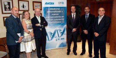 la medicina personalizada en pacientes de cancer de colon puede ahorrar costes al sns
