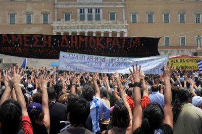 los mdicos griegos secundan la huelga de funcionariado pblico en el pas heleno