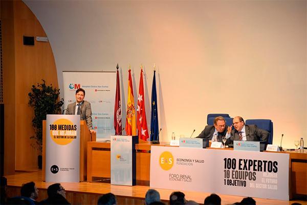100 medidas para mejorar el sector de la salud
