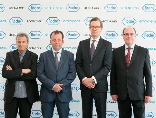 nace roche diabetes care spain una nueva compantildeiacutea centrada en digital health e innovacioacuten