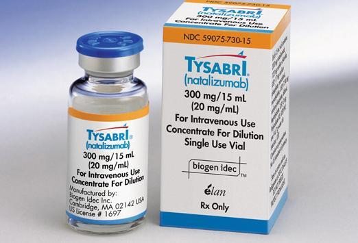 natalizumab podriacutea ser maacutes eficaz que fingolimod en la esclerosis muacuteltiple recidivanteremitente