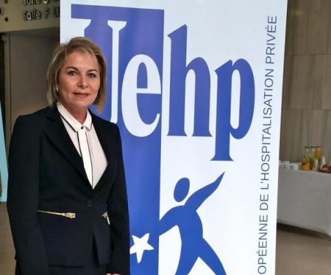 nombramiento de cristina contel como nueva vicepresidenta del comit ejecutivo de la uehp