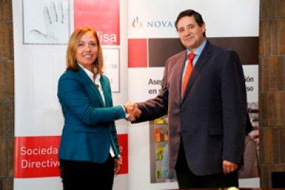 novartis y sedisa colaborarn en proyectos de formacin en gestin sanitaria