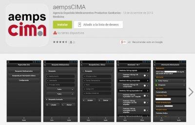 nueva app de la aemps para acercar informacion de los medicamentos a profesionales y ciudadanos