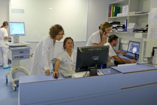 la nueva unidad de ictus del vall dacutehebron atiende a 876 pacientes en su primer antildeo de vida