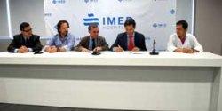 nuevo acuerdo entre la fundacin grnenthal e imed hospitales