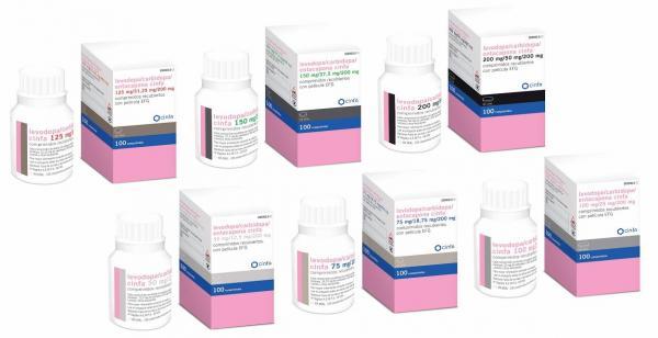 nuevo geneacuterico de cinfa para tratar el parkinson