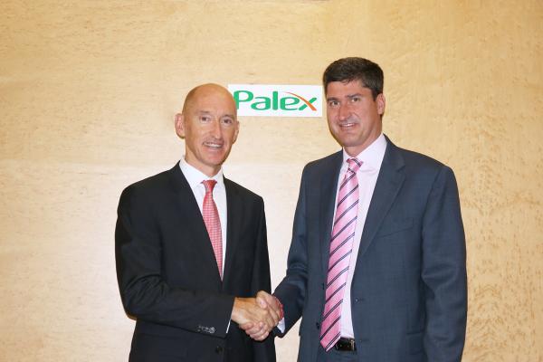 palex y caixarenting firman un acuerdo de colaboracioacuten