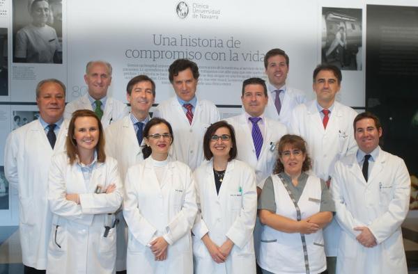 la cun participa en el primer ensayo cliacutenico que trata el tumor cerebral maacutes agresivo con inmunoterapia antes y despueacutes de la cirugiacutea