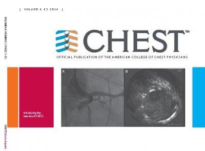 el patrocinio de chiesi impulsa la divulgacion de la revista americana chest a 2000 neumologos espanoles