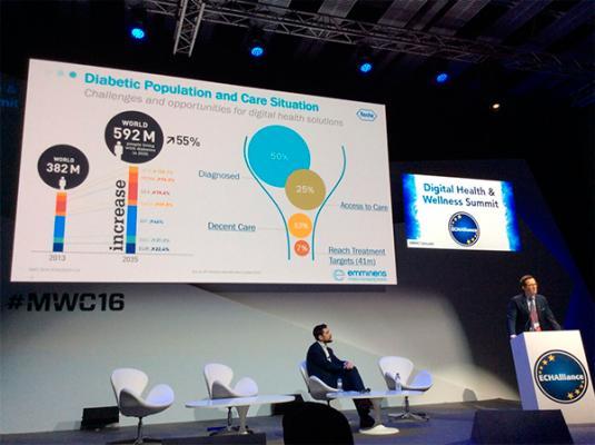 el potencial del mhealth supera el alcanzado por los modelos de gestioacuten sanitaria actuales