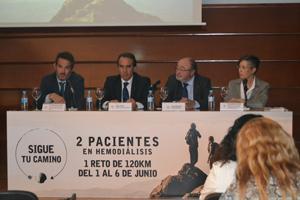 primer dispositivo de hemodialisis domiciliaria transportable en espana