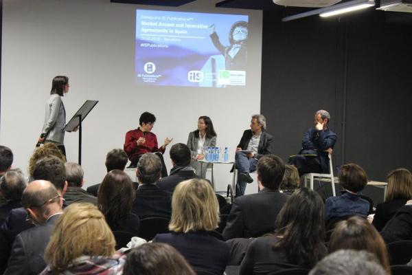 el principal reto del sector salud es potenciar los acuerdos de riesgo compartido y mejorar su implementacioacuten