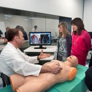 los profesionales sanitarios navarros dispondrn de recursos de simulacin clnica como apoyo a su formacin