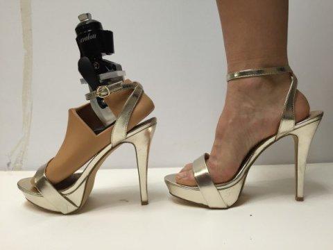 pie proteacutesico para poder llevar tacones