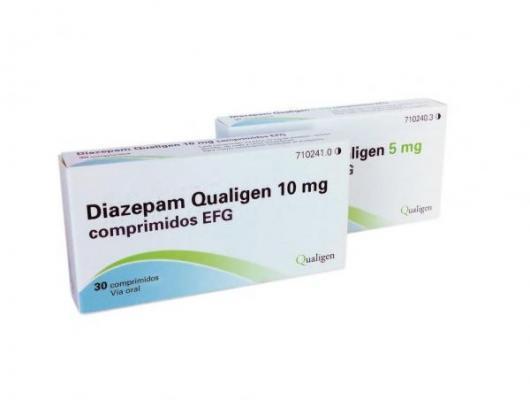 qualigen lanza al mercado el uacutenico diazepam geneacuterico