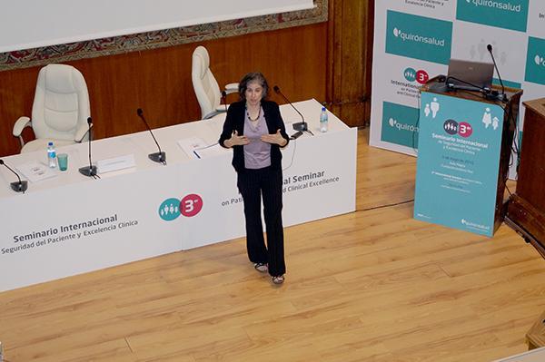 por segundo antildeo consecutivo quiroacutensalud premia iniciativas de excelencia en seguridad hospitalaria