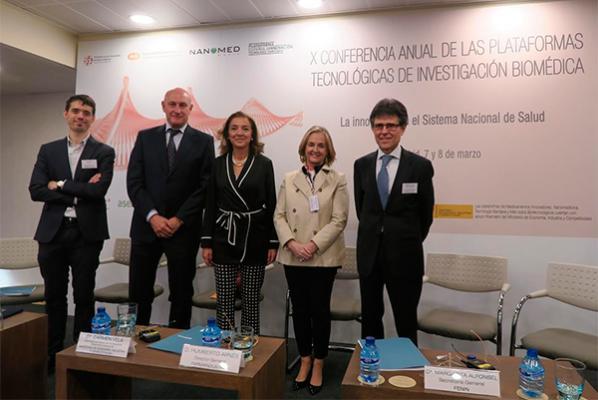 el sector de la investigacioacuten biomeacutedica pide al regulador que colabore con el big data