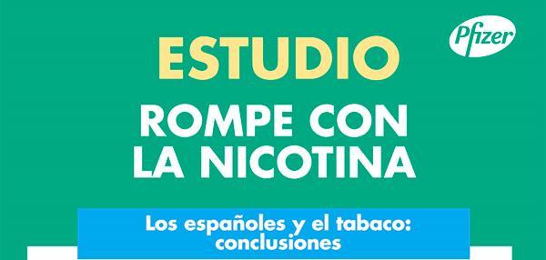 solo uno de cada tres espantildeoles cree que dejar de fumar es una cuestioacuten meacutedica que requiere de un profesional sanitario