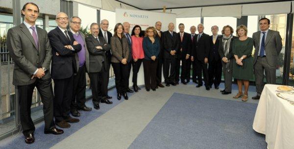la sostenibilidad del sistema sanitario a debate en el foro novartis salud sociedad e innovacin