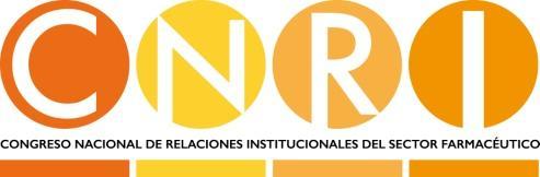 todo a punto para el i congreso nacional de relaciones institucionales del sector farmaceutico
