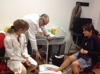la universidad de oviedo quiere prevenir la osteoporosis entre sus empleadas